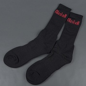 Термоноски Alaskan Woolen Socks Black р. L (39-43)