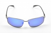 Очки Fe Harbour Shiny Gunmetal Frame/Shiny Black Temples/Gray Lens/Blue Mirror 50262331