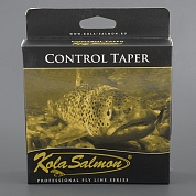 Шнур нахлыстовый Kola Salmon Control Taper Version 2 WF5F